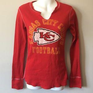 NFL Team Apparel KC Chiefs Football Thermal